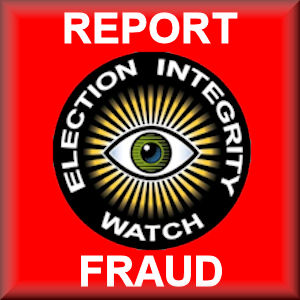 Report Voter Fraud